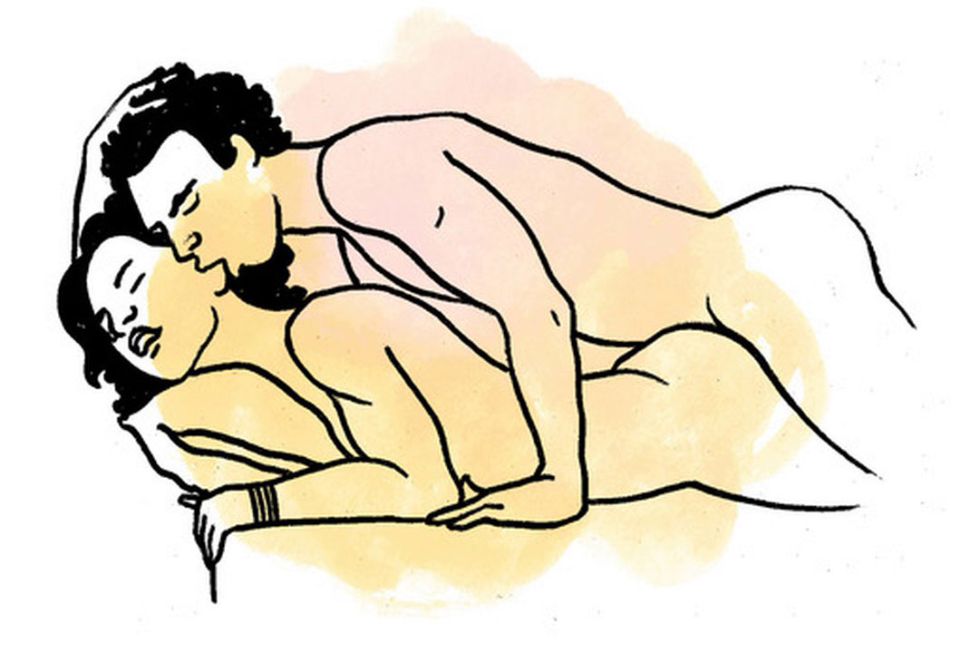 Sex Positions for Virgins